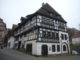Lutherhaus in Eisenach