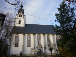 Stadtkirche »St. Andreas«