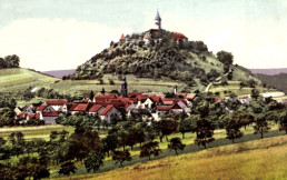 Seitenroda, um 1922