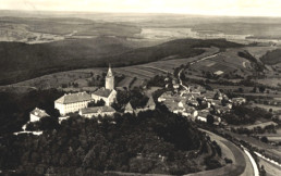 Seitenroda, um 1942