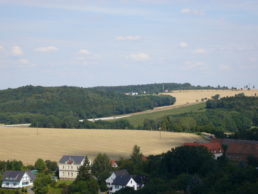 Blick ins Altenburger Land
